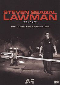 Steven Seagal:Lawman:Complete Ssn 1 - (Region 1 Import DVD)