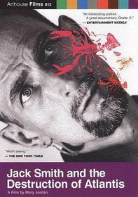 Jack Smith & the Destruction of Atlan - (Region 1 Import DVD)