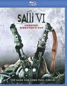 Saw VI - (Region A Import Blu-ray Disc)