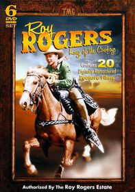 Roy Rogers:King of the Cowboys - (Region 1 Import DVD)