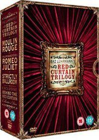 Baz Luhrmann's Red Curtain Trilogy (DVD)