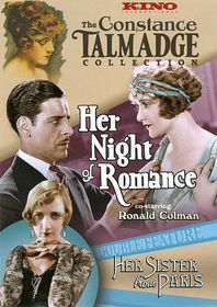Constance Talmadge Double Feature - (Region 1 Import DVD)