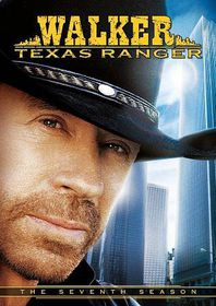 Walker Texas Ranger:Seventh Season - (Region 1 Import DVD)
