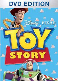 Toy Story (Special Edition) - (Region 1 Import DVD)
