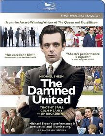 Damned United - (Region A Import Blu-ray Disc)