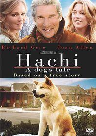Hachi:Dog's Tale - (Region 1 Import DVD)