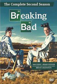 Breaking Bad:Complete Second Season - (Region 1 Import DVD)