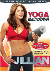 Jillian Michaels:Yoga Meltdown - (Region 1 Import DVD)