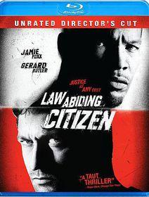 Law Abiding Citizen - (Region A Import Blu-ray Disc)