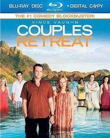 Couples Retreat - (Region A Import Blu-ray Disc)