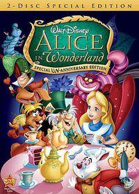 Alice in Wonderland:Un Anniversary Se - (Region 1 Import DVD)