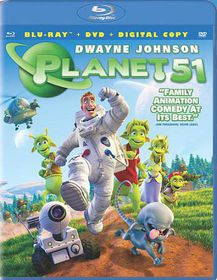 Planet 51 - (Region A Import Blu-ray Disc)