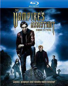 Cirque Du Freak:Vampire's Assistant - (Region A Import Blu-ray Disc)