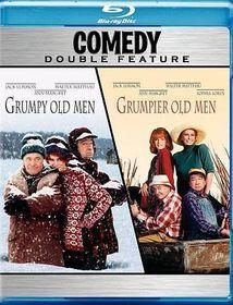 Grumpy Old Men/Grumpier Old Men - (Region A Import Blu-ray Disc)