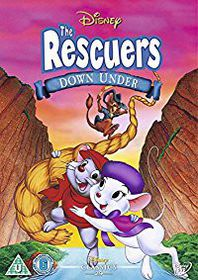 The Rescuers Down Under (DVD)