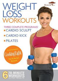 Weight Loss Workouts - (Region 1 Import DVD)