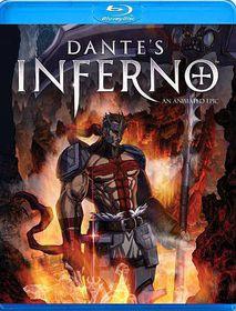 Dante's Inferno - (Region A Import Blu-ray Disc)