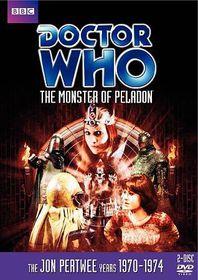Doctor Who:Ep 73 Monster of Peladon - (Region 1 Import DVD)