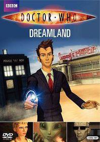 Doctor Who:Dreamland - (Region 1 Import DVD)