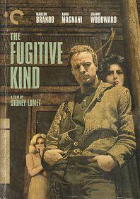 Fugitive Kind - (Region 1 Import DVD)