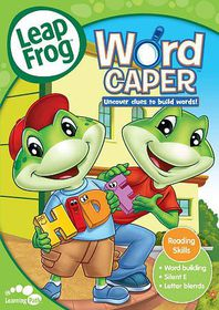 Leapfrog:Word Caper - (Region 1 Import DVD)