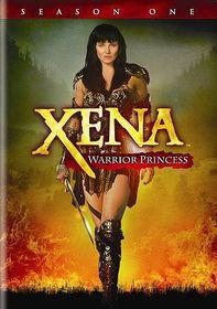 Xena:Warrior Princess Season 1 - (Region 1 Import DVD)