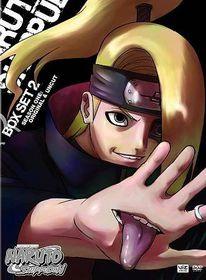 Naruto Shippuden Box Set 2 - (Region 1 Import DVD)