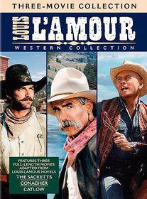 Louis L?Amour Collection - (Region 1 Import DVD)