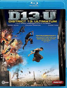 District 13:Ultimatum - (Region A Import Blu-ray Disc)