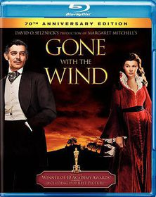 Gone with the Wind - (Region A Import Blu-ray Disc)