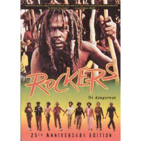 Rockers-25th Anniversary - (Import DVD)