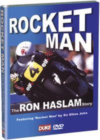 Rocket Ron-Ron Haslam Story - (Import DVD)
