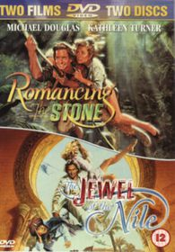 Romancing the Stone / Jewel of the Nile - (Import DVD)
