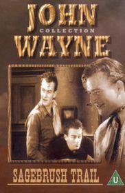 Sagebrush Trail (John Wayne) - (Import DVD)