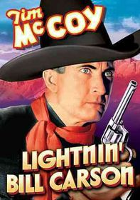Lightnin Bill Carson - (Region 1 Import DVD)