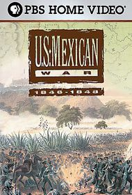 U.S. Mexican War - (Region 1 Import DVD)