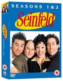Seinfeld - Season 1 & 2 (DVD)