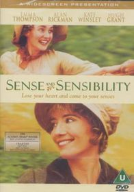 Sense and Sensibility (Import DVD)