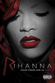 Rihanna Loud Tour Live at The 02 - (Region 1 Import DVD)