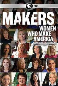 Makers:Women Who Make America - (Region 1 Import DVD)