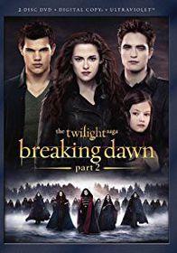 Twilight Saga:Breaking Dawn Part 2 - (Region 1 Import DVD)