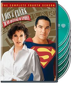 Lois & Clark:Complete Fourth Season - (Region 1 Import DVD)