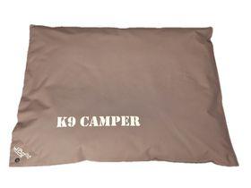 Wagworld - Large K9 Camper Dog Bed - Camel