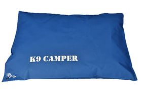 Wagworld - Large K9 Camper Dog Bed - Blue