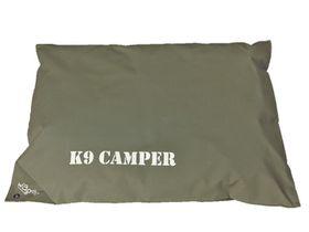 Wagworld - Extra-Large K9 Camper Dog Bed - Olive