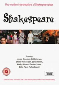 Shakespeare Retold (Import DVD)
