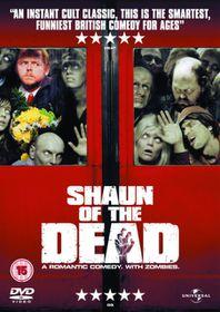 Shaun of the Dead - (Import DVD)