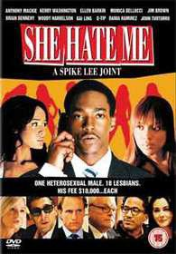 She Hate Me (DVD)
