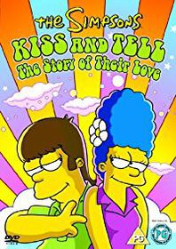 Simpsons: Kiss And Tell (DVD)