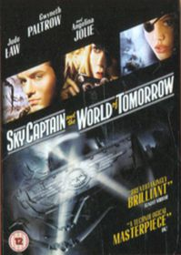 Sky Captain and the World of Tomorrow (Parallel Import - DVD)